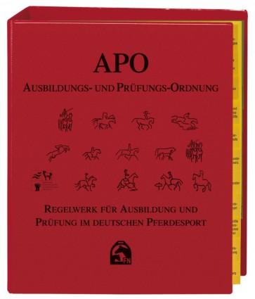 APO - Ausbildungs- und Prüfungsordnung