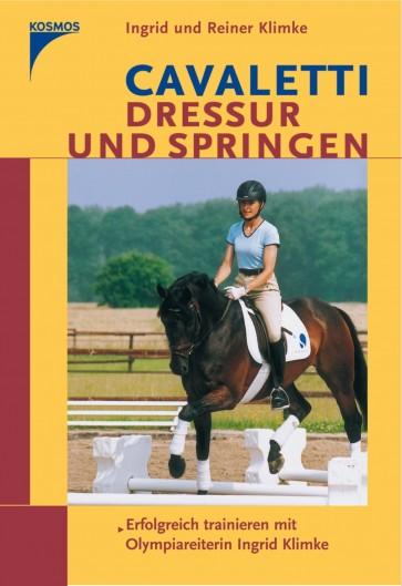 Ingrid und Reiner Klimke - Cavaletti - Dressur und Springen