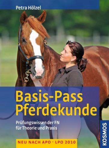 Petra Hölzel - Basis-Pass Pferdekunde -