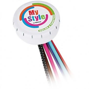 Wechsel - Biese für Casco Helme mit dem My Style Logo