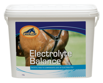 Cavalor Electrolyte Balance Powder