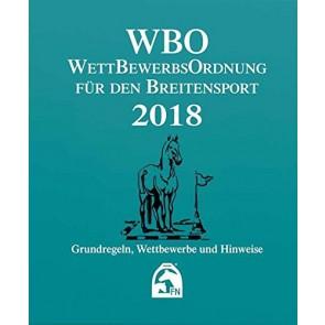 WBO - Wettbewerbsordnung
