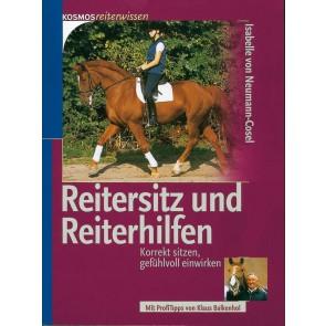 Isabelle von Neumann - Cosel  Reitersitz und Reiterhilfen