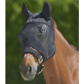 WALDHAUSEN Fliegenmaske  Premium mit  UV Schutz und  Ohrenschutz